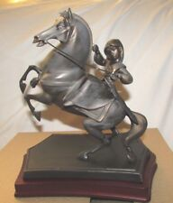 Mulan Triumphant WDCC GALLERY EDITION Disney Figure Statue Box COA -- TINY FLAW