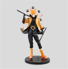 Anime Naruto Hero SASUKE UCHIHA Broken arm PVC Action Figure Collectible Toy