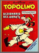 TOPOLINO N° 1373 - 21 MARZO 1982