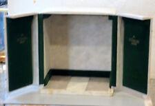 JAEGER LE COULTRE VINTAGE ATMOS CLOCK ORIGINAL BOX VERY NICE LARGE WOOD CASE