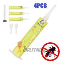 ( 4 Tubes ) Pest Roach Bait Gel Pro Roach Bait Cockoach Killer Bait Gel