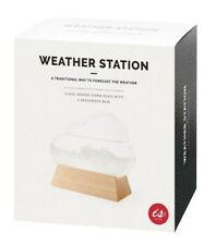 IS GIFT Cloud Weather Station Predicts Weather FitzRoy's Storm Barometer EXPRESS