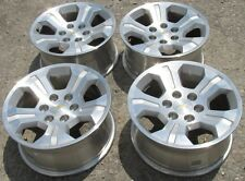 """18"""" CHEVY TRUCK  ALLOY WHEELS 6 ON 5.5,  8.5 WIDE (OEM)"""