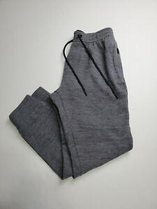 American Eagle Flex Casual Gray Joggers Sweat Pants Men's Size Small EUC
