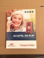 Brand New Alcatel Go Flip Consumer Cellular