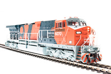 "Broadway Limited 3423, GE AC6000 BHP Iron Ore #6075 ""Newman"", Paragon3 Sound"