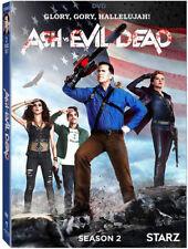 Ash Vs Evil Dead Season 2 DVD - Freepost - New/Sealed