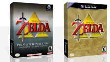 Legend of Zelda Collector's Edition Game Cube Case + Box Art Work Cover No Game