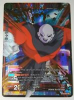 Dragon Ball Super TCG Jiren Fist of Justice BT2-029 SR Super Rare