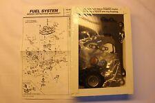 Ford Autolite 4100 4 V Vergaser Überholkit V8 260,289,302,351,