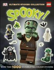 LEGO Spooky! Ultimate Sticker Collection by Dk Paperback Book 9781409354345