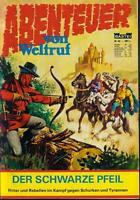 Bastei Sonderband Abenteuer von Weltruf Nr.42 von 1971 Der schwarze Pfeil - Z1-2