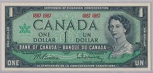 RC0158 canada 1967 bank of canada centennial combine