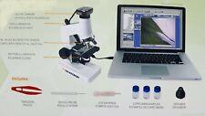 Celestron Mdk Digital Kit Biological Microscope W/ Digital Camera 40X-600X Pow