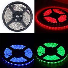 5M 5050 / 3528 SMT 300LEDs Strip LED Light Waterproof RGB/Red/Blue/Nature White