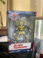 Spin Master: Bakugan Battle Brawlers Blade Tigrerra Series 1 Deluxe Figure - NIB