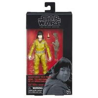 """STAR WARS THE BLACK SERIES RESISTANCE TECH ROSE 6"""" ACTION FIGURE TOY"""