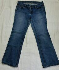 "Ann Taylor Loft Womens Size 10 Modern Boot Cut Low Rise Jeans 34"" x 30"""
