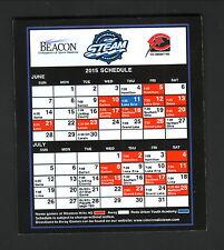 Cincinnati Steam--2015 Magnet Schedule--GLSCL
