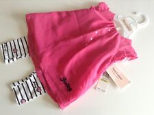 BNWT 100% Auth Juicy Couture, Baby Girls 2 Piece Outfit Dress & Leggins. 3-6 Mts
