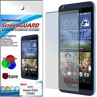 """3 Pellicola Per HTC Desire 626 626G Proteggi Salva Schermo Pellicole Display 5"""""""