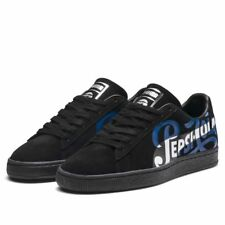 Puma Suede Classic x Pepsi # 366332 02 Black Blue White Men SZ 8 - 10.5