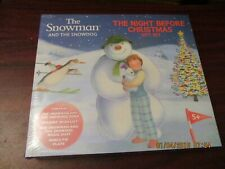 The Snowman and the Snowdog Night Before Christmas Eve Gift Set (NEW)