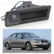 CCD Car Rear View Camera Trunk Handle Camera for BMW 5-Series 2008-2010 E60 E61