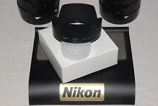 Genuino Nikon hb-32 Parasol Bayoneta compatible 18-70 18-105 18-135 Vendedor GB