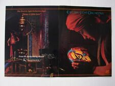 Electric Light Orchestra Elo 2 Page Ad Discovery 1979 Shine A Little Love