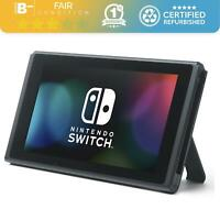 Nintendo Switch Console 32GB Console Face ONLY Grade B-