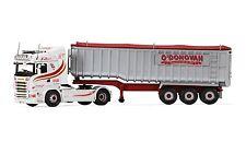 CORGI cc13771 1/50 Scania R Highline massa con cassone ribaltabile O'Donovan (