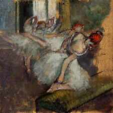 Ballet Dancers Circa 1895 1900 National Gallery London England Oil On Canvas A4