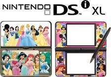 Nintendo Dsi XL Rose Princesse Vinyle Peau Decal Autocollant