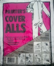 Painter's Cover Alls Coveralls Reusable Tough Breathable