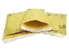 100 x AROFOL AR8 GOLD BUBBLE ENVELOPES PADDED BAGS 270x360mm H/5  *24HR DEL*
