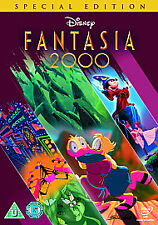 FANTASIA 2000 DISNEY DVD SPECIAL EDITION BRAND NEW SEALED