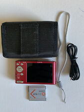 Sony Cyber-Shot Dsc-W830 Digital Camera, 20.1Mp, 8X Optical Zoom, Pink