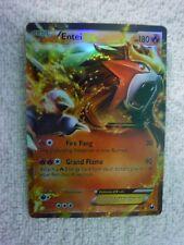 Carte pokémon entei ex 13/108 rare holographique CARTE ANGLAISE