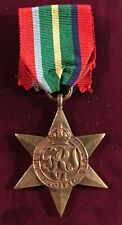 Great Britain Wwii Pacific Star 1939-1945