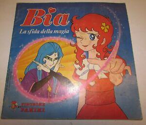 Album figurine Bia la sfida della magia - Panini 1981