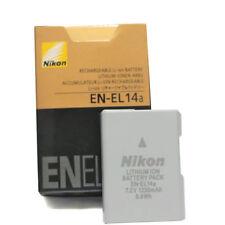 Camera Battery EN-EL14a For Nikon Coolpix D5300 P7000 P7800 Df 1230Mah  EL14a