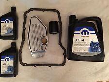Automatik Getriebe Filter + 7L ATF4 Grand Cherokee 99-04,Cherokee 02-06