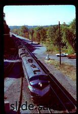 CF3929 Orig. Slide New Jersey Transit 4251 On Special Bethlehem, Pa 1982
