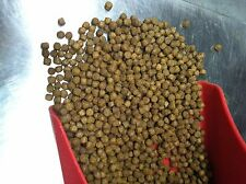 Koi food bulk 10 lb Oscar Grow fish food pellet 40% Protein 10% Fat Growth Feed
