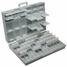 Storage Kit Resistor Lab For Electronic Case Organizer Box Plastic Compartment