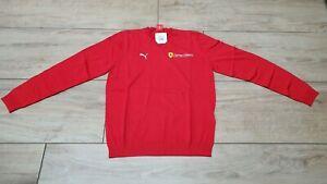 Ferrari F1 Corse Clienti pullover sweater size L