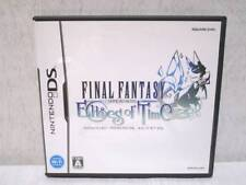 DS FINAL FANTASY Crystal Chronicles Echoes of Time