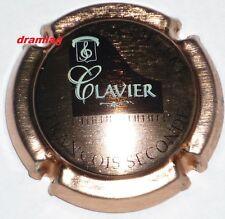 n°24 cuvée  CLAVIER cotée 5 ! Capsule de Champagne :  SECONDE François