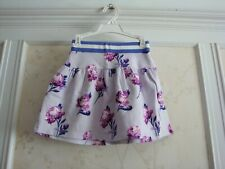 NWT Janie And Jack Girls Floral Skirt  2T
